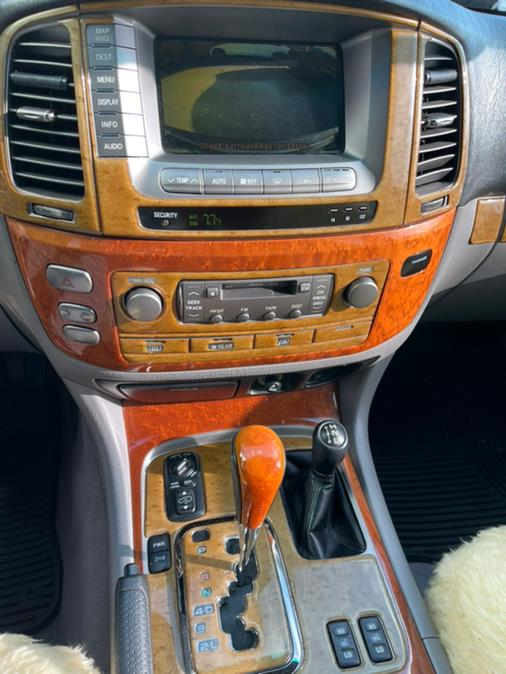 Used Lexus LX 470 4dr SUV 2006 | Brooklyn Auto Mall LLC. Brooklyn, New York