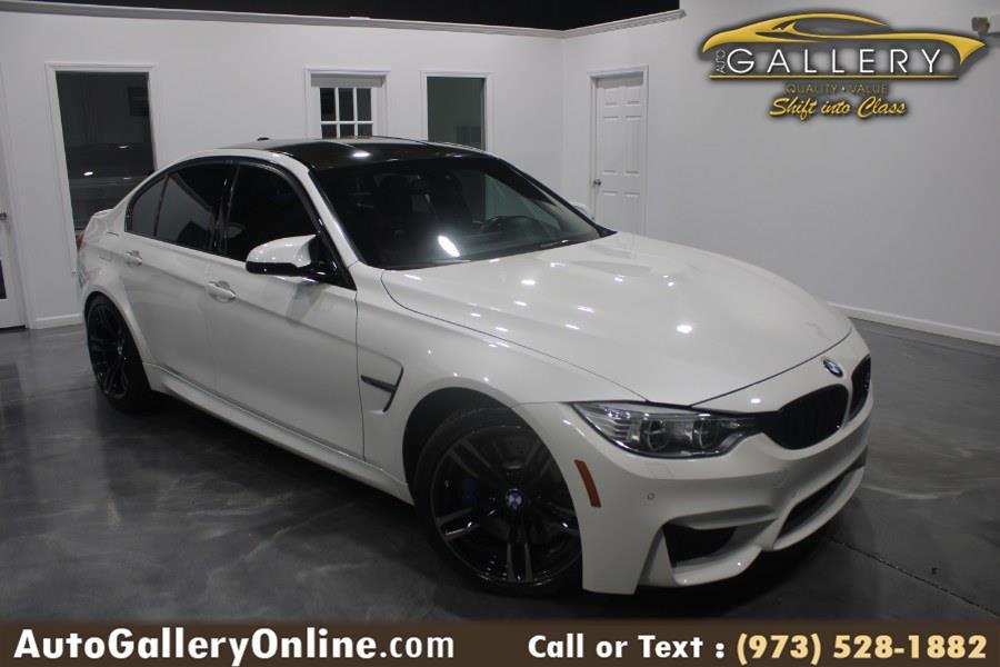 Used 2015 BMW M3 in Lodi, New Jersey | Auto Gallery. Lodi, New Jersey