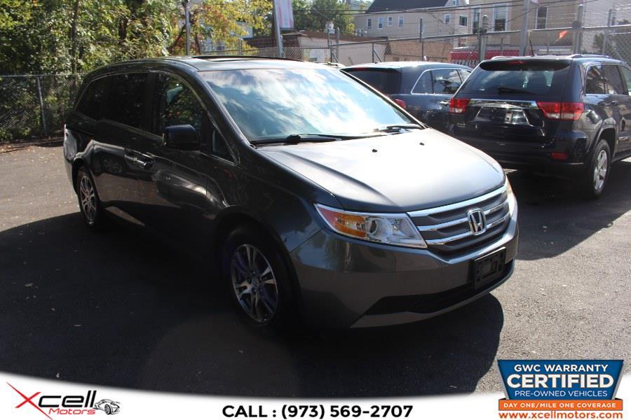 Used Honda Odyssey EX-L 5dr EX-L 2011   Xcell Motors LLC. Paterson, New Jersey