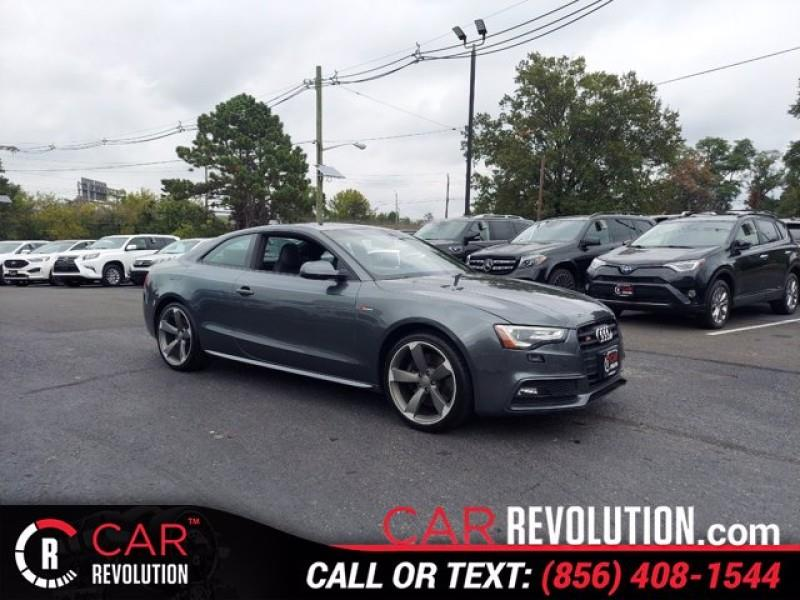 Used Audi S5 Premium Plus 2015 | Car Revolution. Maple Shade, New Jersey