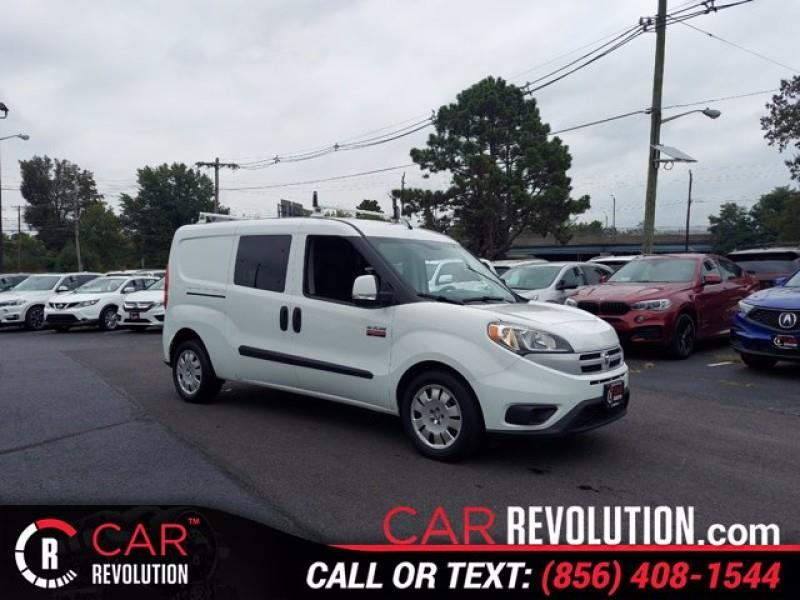 Used Ram Promaster City Cargo Van Tradesman SLT/RearCamera 2017   Car Revolution. Maple Shade, New Jersey