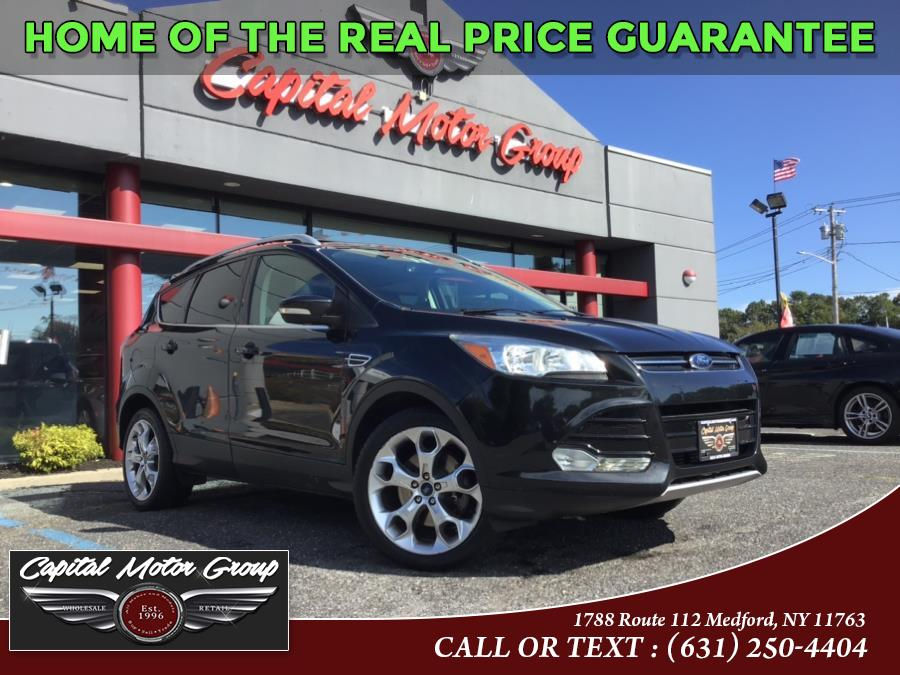 Used Ford Escape 4WD 4dr Titanium 2014 | Capital Motor Group Inc. Medford, New York