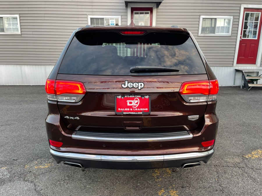 Used Jeep Grand Cherokee 4WD 4dr Summit 2014 | DZ Automall. Paterson, New Jersey