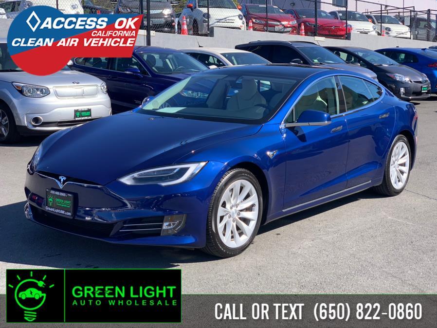 Used Tesla Model S 75D AWD 2018 | Green Light Auto Wholesale. Daly City, California