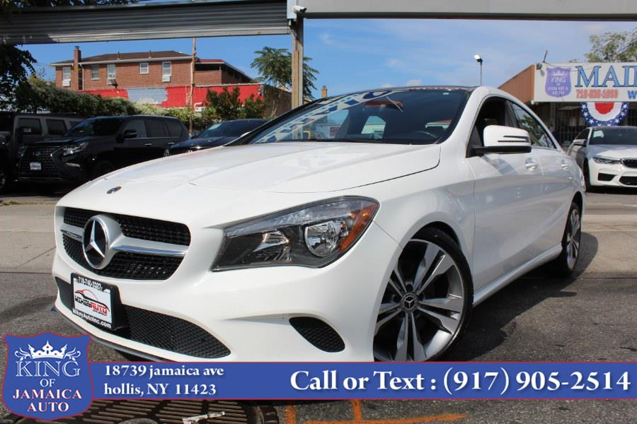 Used Mercedes-Benz CLA CLA 250 4MATIC Coupe 2019   King of Jamaica Auto Inc. Hollis, New York