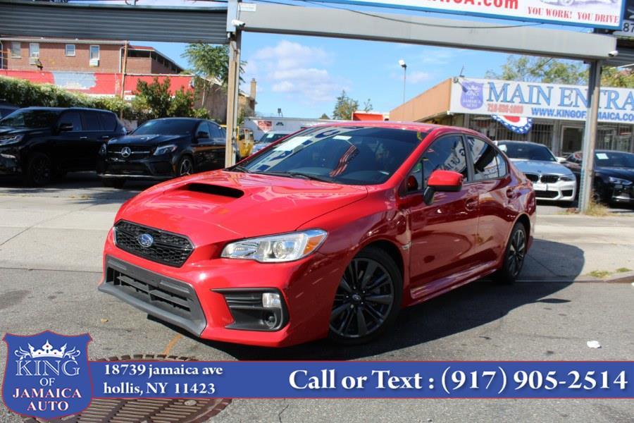 Used Subaru WRX Manual 2020 | King of Jamaica Auto Inc. Hollis, New York