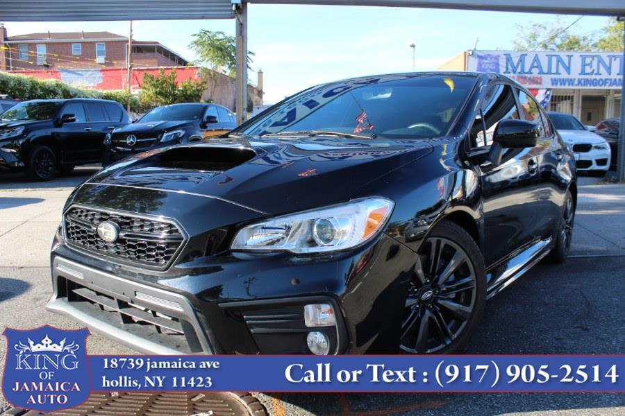 Used Subaru WRX Manual 2019 | King of Jamaica Auto Inc. Hollis, New York