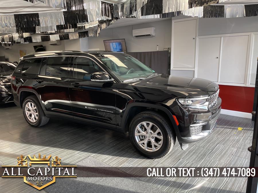 Used Jeep Grand Cherokee L Limited 4x4 2021 | All Capital Motors. Brooklyn, New York