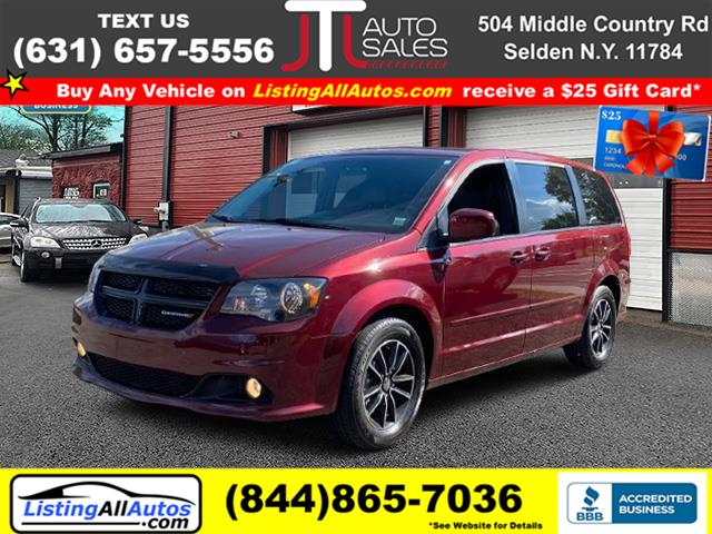 Used 2017 Dodge Grand Caravan in Patchogue, New York   www.ListingAllAutos.com. Patchogue, New York
