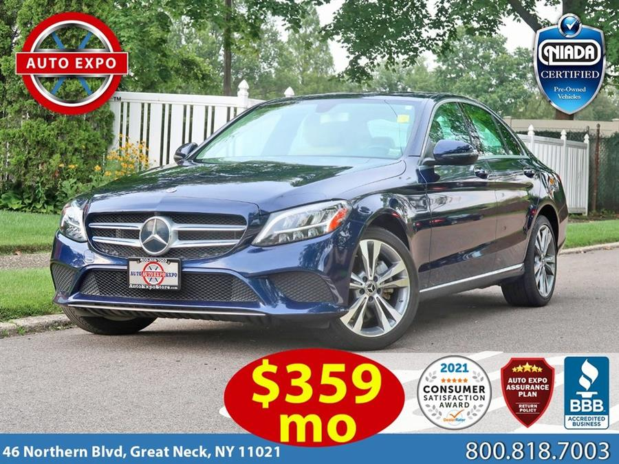 Used 2019 Mercedes-benz C-class in Great Neck, New York | Auto Expo Ent Inc.. Great Neck, New York
