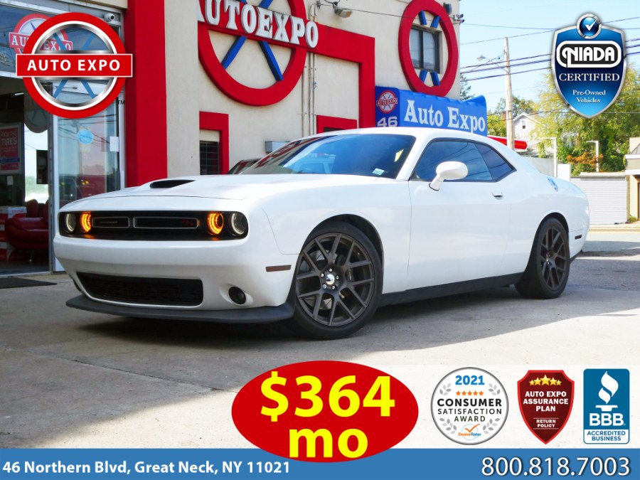 Used 2016 Dodge Challenger in Great Neck, New York | Auto Expo Ent Inc.. Great Neck, New York