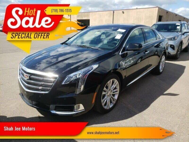 Used 2019 Cadillac Xts in Woodside, New York | SJ Motors. Woodside, New York