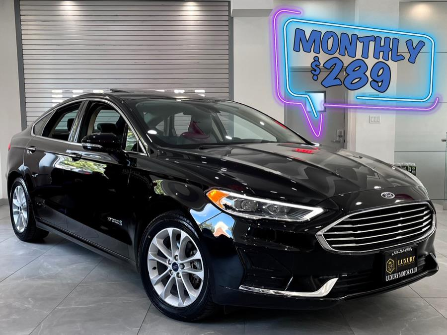 Used 2019 Ford Fusion Hybrid in Franklin Square, New York | C Rich Cars. Franklin Square, New York