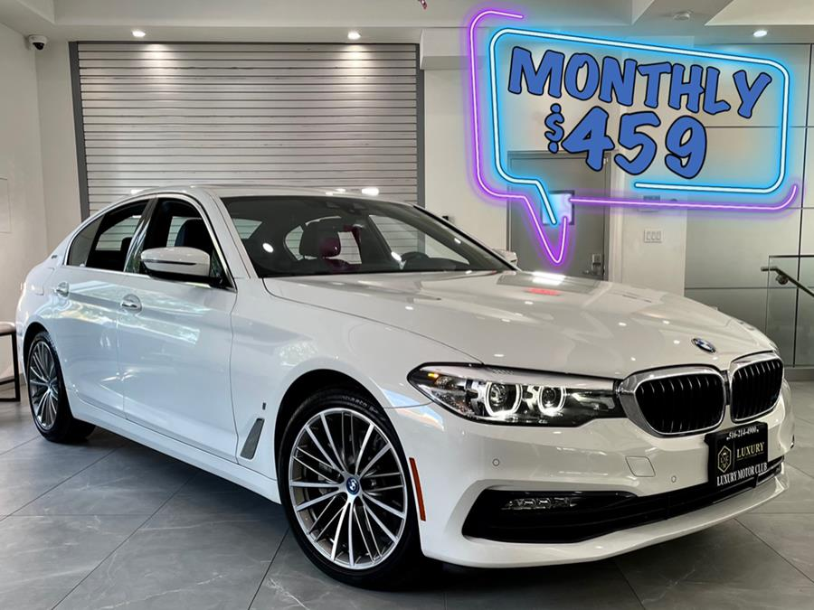 Used BMW 5 Series 530e xDrive iPerformance Plug-In Hybrid 2018 | C Rich Cars. Franklin Square, New York