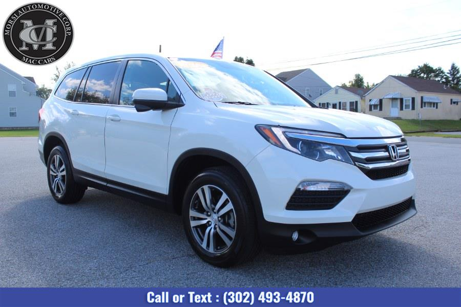 Used Honda Pilot EX-L AWD 2018 | Morsi Automotive Corp. New Castle, Delaware