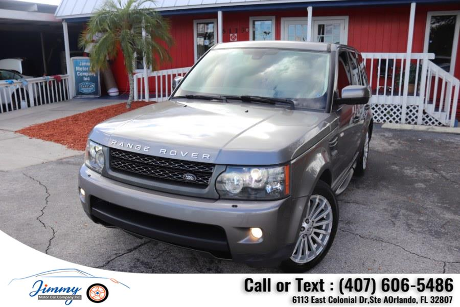 Used Land Rover Range Rover Sport 4WD 4dr HSE 2011 | Jimmy Motor Car Company Inc. Orlando, Florida