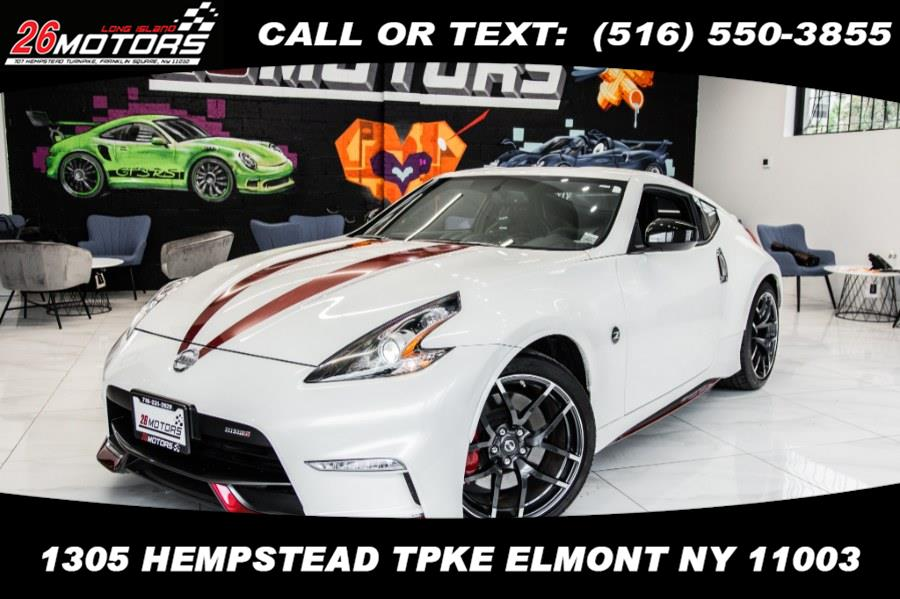 Used Nissan 370Z Coupe NISMO Manual 2019   26 Motors Corp. Bronx, New York