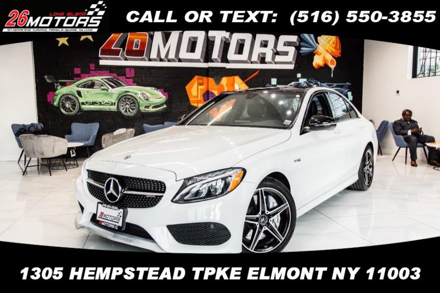 Used Mercedes-Benz C-Class AMG C 43 4MATIC Sedan 2018   26 Motors Corp. Bronx, New York