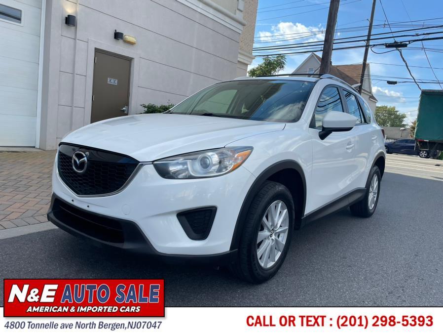 Used Mazda CX-5 AWD 4dr Auto Sport 2013   N&E Auto Sale LLC. North Bergen, New Jersey