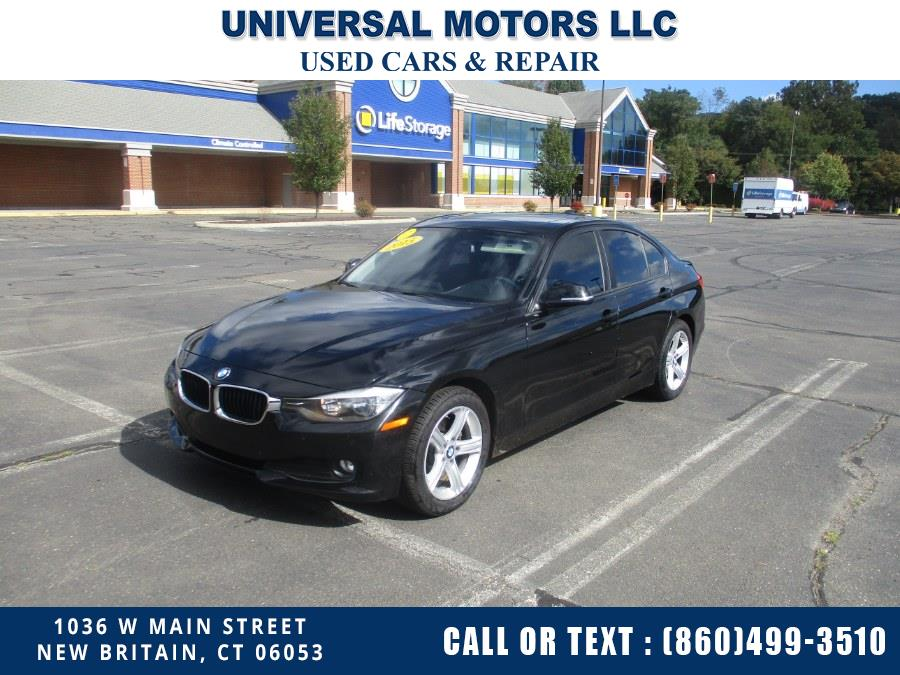 Used BMW 3 Series 4dr Sdn 320i xDrive AWD South Africa 2015 | Universal Motors LLC. New Britain, Connecticut