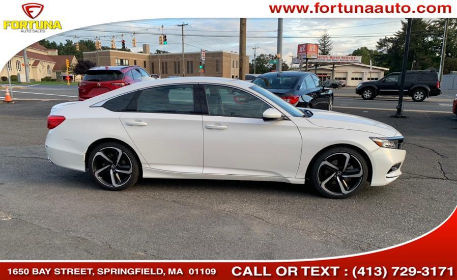 Used Honda Accord Sedan Sport 1.5T CVT 2019   Fortuna Auto Sales Inc.. Springfield, Massachusetts