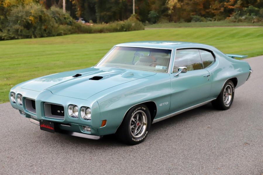 Used 1970 Pontiac GTO in North Salem, New York | Meccanic Shop North Inc. North Salem, New York