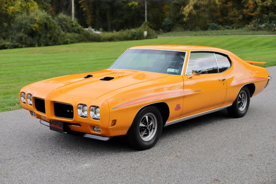 Used 1970 Pontiac GTO in North Salem, New York   Meccanic Shop North Inc. North Salem, New York