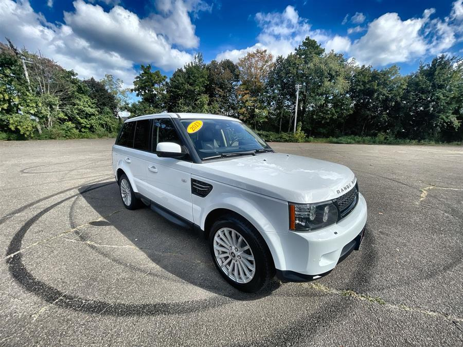 Used 2013 Land Rover Range Rover Sport in Stratford, Connecticut   Wiz Leasing Inc. Stratford, Connecticut