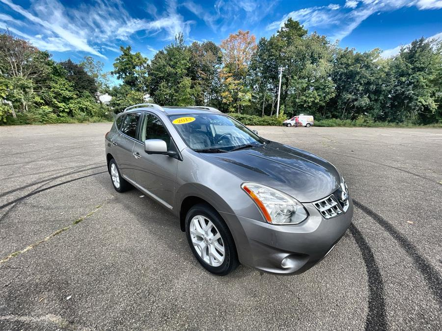 Used 2013 Nissan Rogue in Stratford, Connecticut   Wiz Leasing Inc. Stratford, Connecticut
