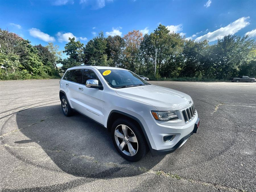 Used 2015 Jeep Grand Cherokee in Stratford, Connecticut | Wiz Leasing Inc. Stratford, Connecticut