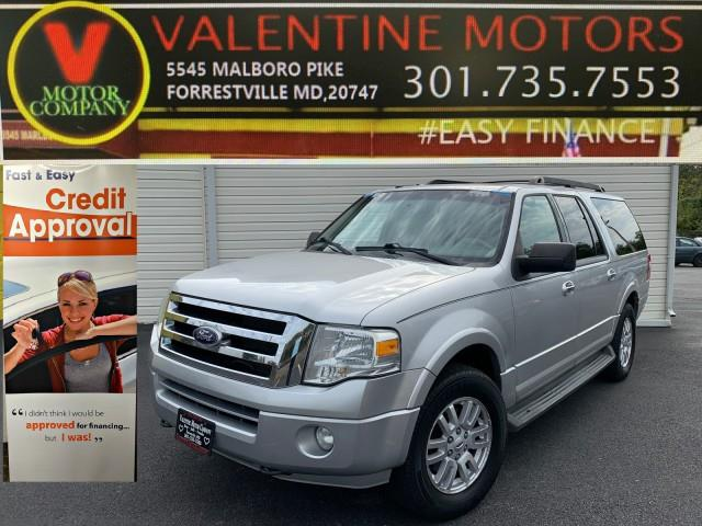 Used Ford Expedition El XLT 2011 | Valentine Motor Company. Forestville, Maryland