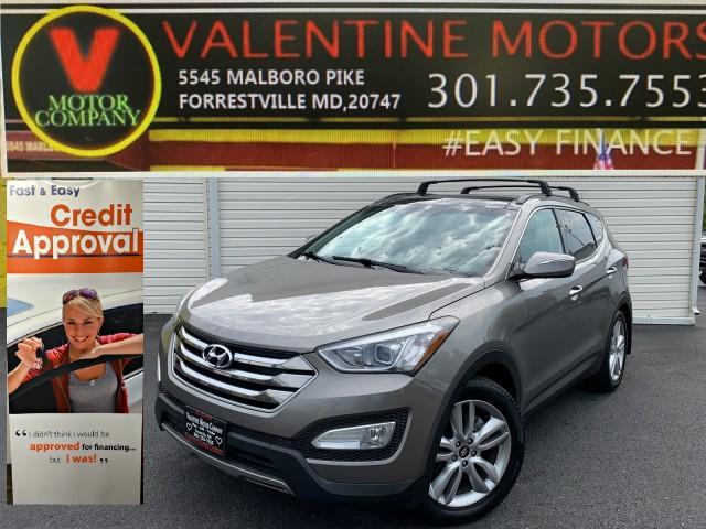 Used Hyundai Santa Fe Sport  2015   Valentine Motor Company. Forestville, Maryland