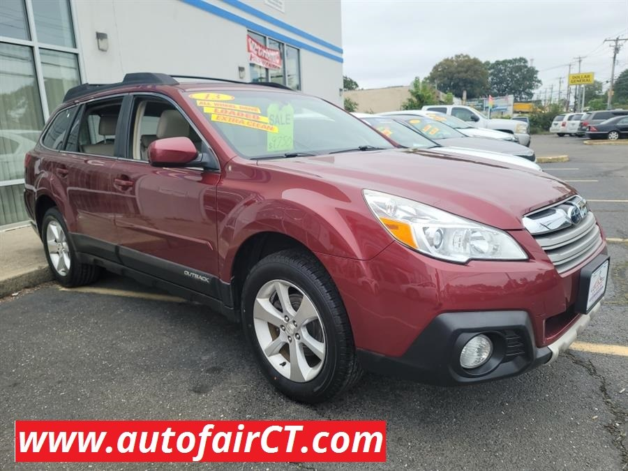 Used 2013 Subaru Outback in West Haven, Connecticut