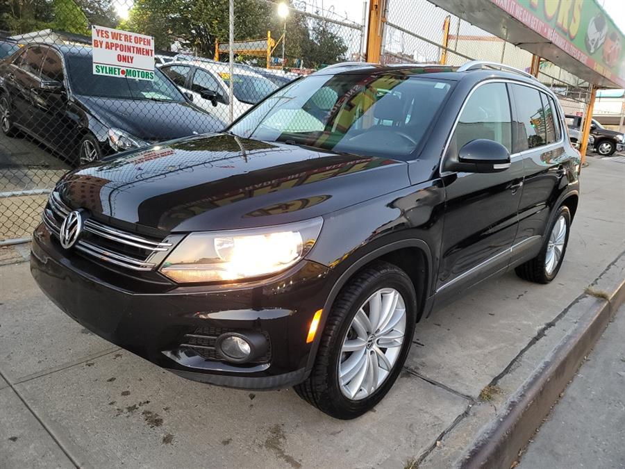 Used 2012 Volkswagen Tiguan in Jamaica, New York | Sylhet Motors Inc.. Jamaica, New York