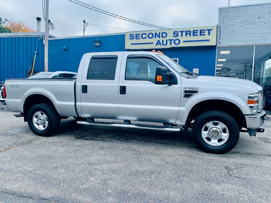 Used 2010 Ford Super Duty F-250 SRW in Manchester, New Hampshire | Second Street Auto Sales Inc. Manchester, New Hampshire