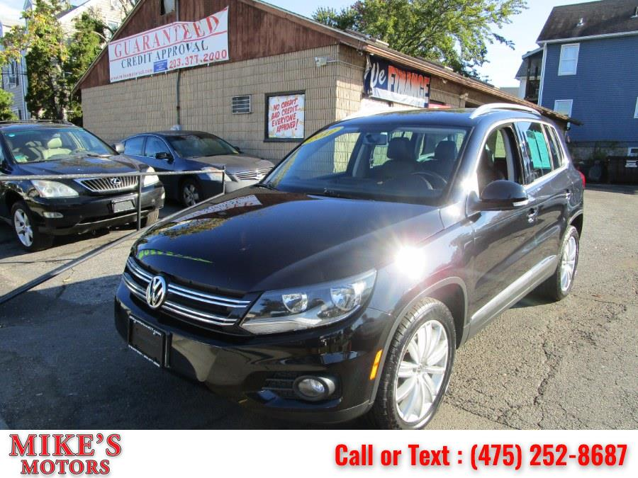 Used 2012 Volkswagen Tiguan in Stratford, Connecticut | Mike's Motors LLC. Stratford, Connecticut