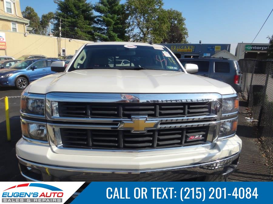 "Used Chevrolet Silverado 1500 4WD Crew Cab 143.5"" LT w/2LT 2015 | Eugen's Auto Sales & Repairs. Philadelphia, Pennsylvania"