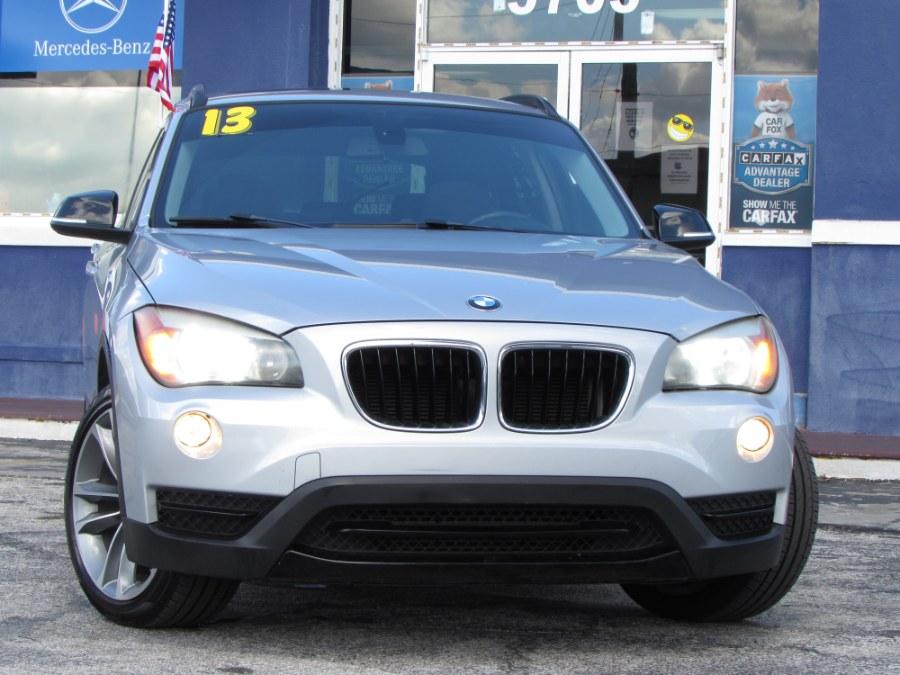 Used 2013 BMW X1 in Orlando, Florida | VIP Auto Enterprise, Inc. Orlando, Florida