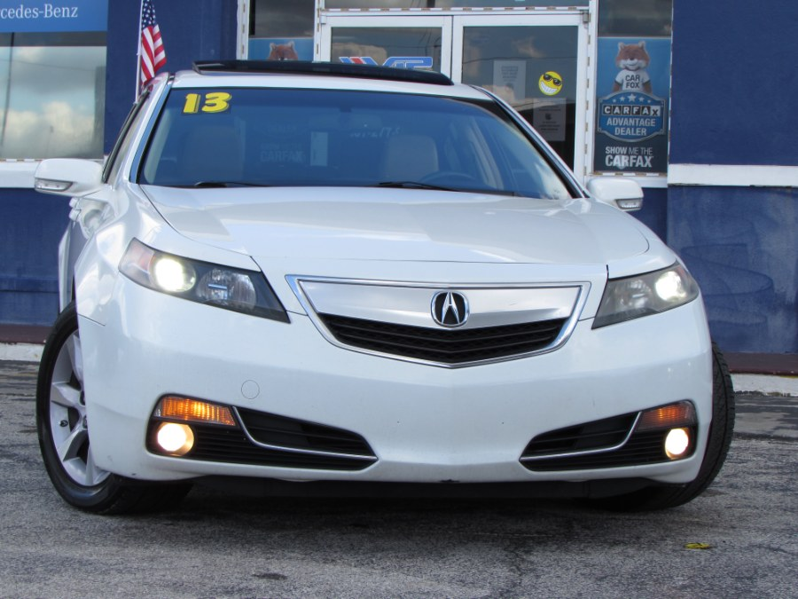 Used 2013 Acura TL in Orlando, Florida | VIP Auto Enterprise, Inc. Orlando, Florida