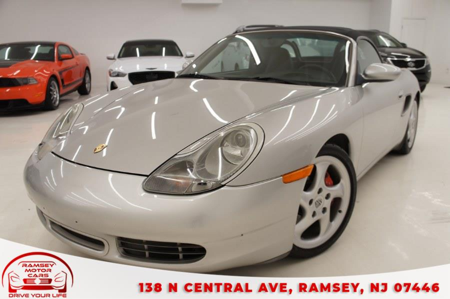 Used 2000 Porsche Boxster in Ramsey, New Jersey   Ramsey Motor Cars Inc. Ramsey, New Jersey