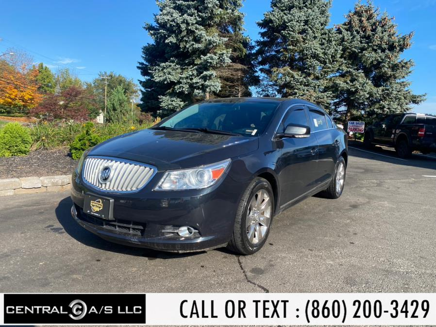 Used Buick LaCrosse 4dr Sdn Premium 2 AWD 2012   Central A/S LLC. East Windsor, Connecticut