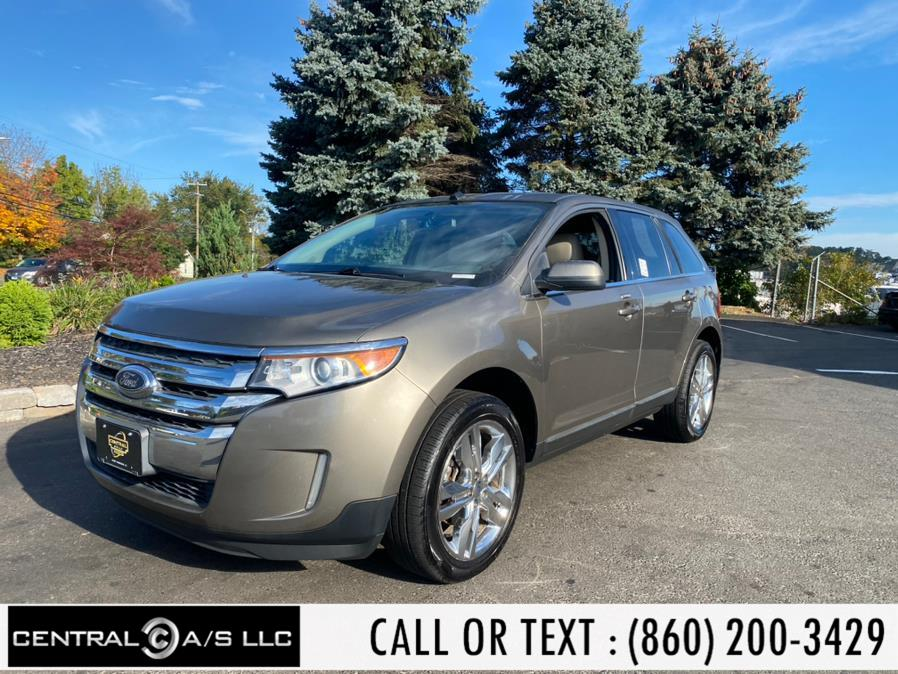 Used Ford Edge 4dr Limited FWD 2012 | Central A/S LLC. East Windsor, Connecticut