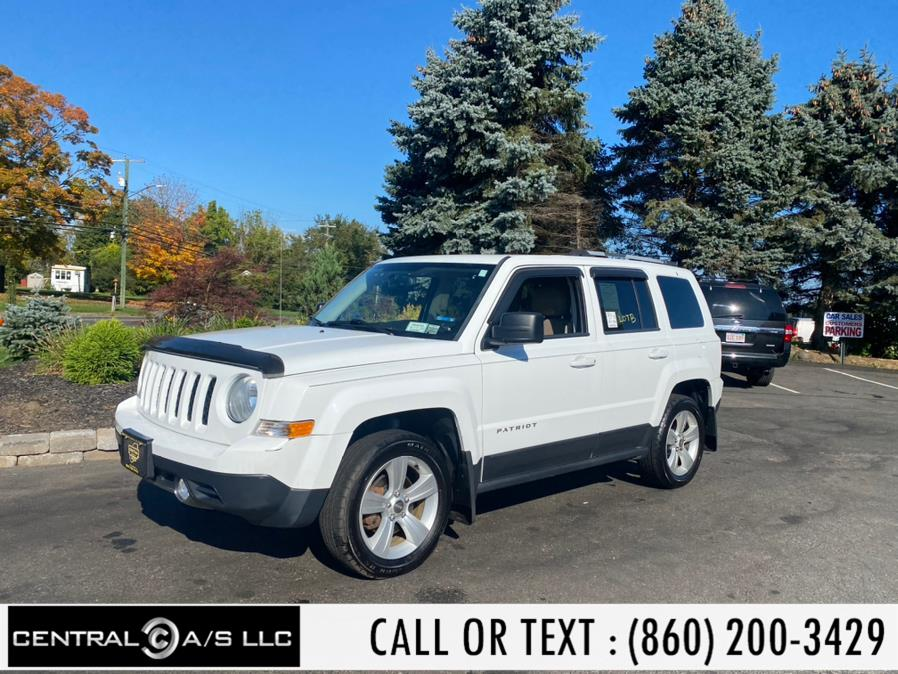 Used Jeep Patriot 4WD 4dr Limited 2013   Central A/S LLC. East Windsor, Connecticut
