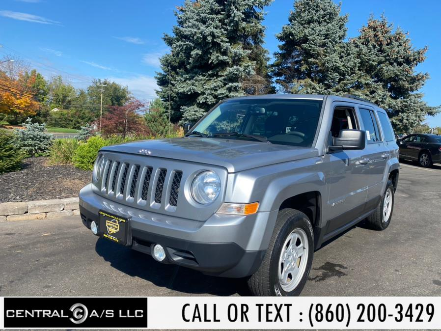 Used Jeep Patriot 4WD 4dr Sport 2016   Central A/S LLC. East Windsor, Connecticut