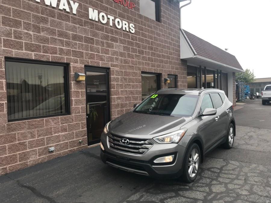 Used 2013 Hyundai Santa Fe in Bridgeport, Connecticut | Airway Motors. Bridgeport, Connecticut