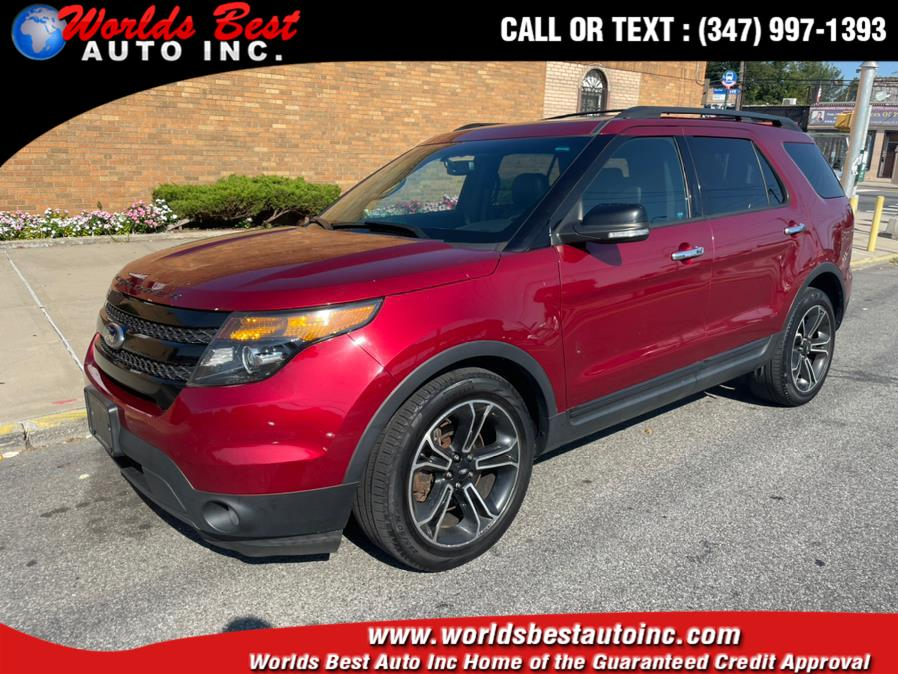 Used 2014 Ford Explorer in Brooklyn, New York