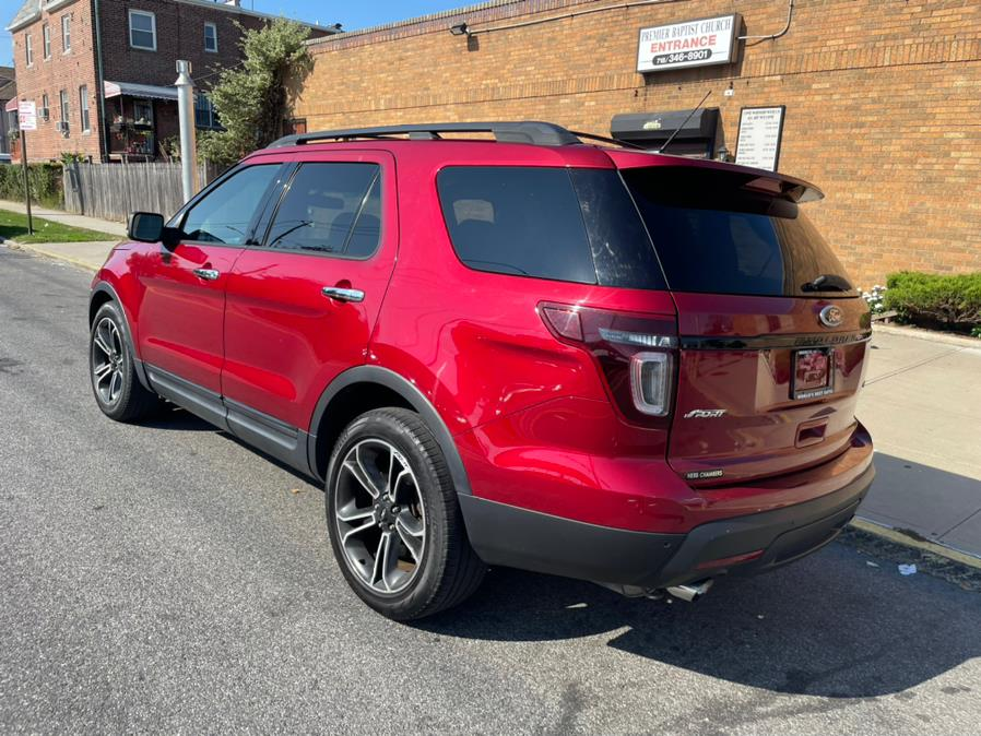 2014 Ford Explorer 4WD 4dr Sport, available for sale in Brooklyn, NY
