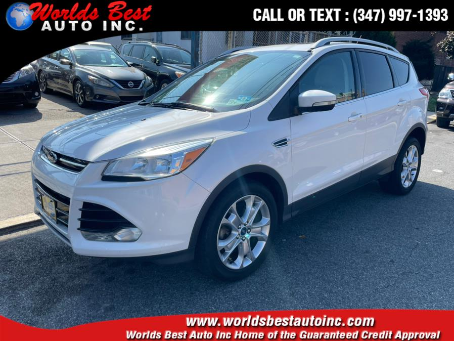 Used 2015 Ford Escape in Brooklyn, New York
