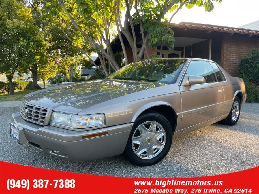 Used 1999 Cadillac Eldorado in Irvine, California | High Line Motors LLC. Irvine, California