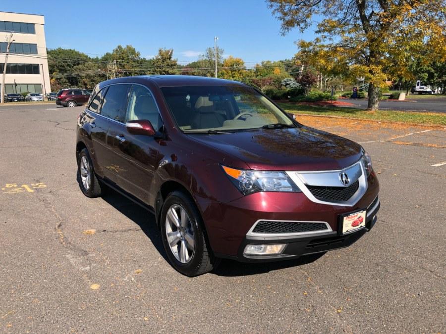 Used Acura MDX AWD 4dr Tech/Entertainment Pkg 2011 | Ledyard Auto Sale LLC. Hartford , Connecticut